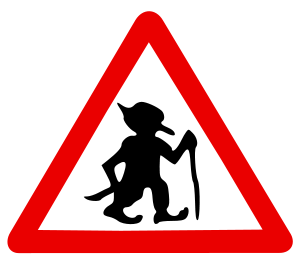 Beware of trolls