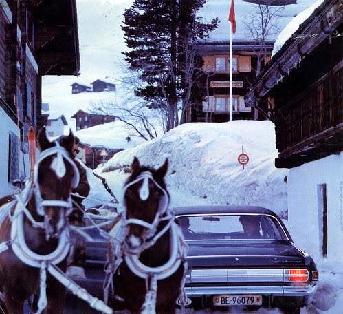 1969 Opel Diplomat
