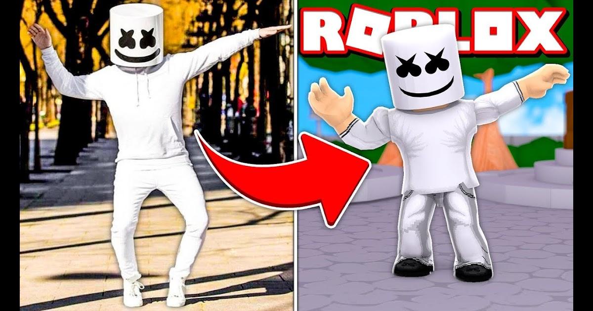 I Get Money Like Roblox Download Nos Convertimos En Marshmello En