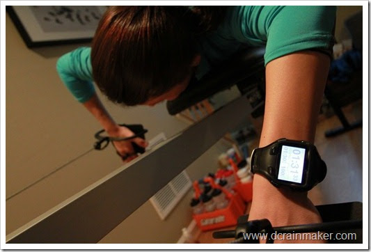 Garmin FR910XT Indoor Swim Trainer