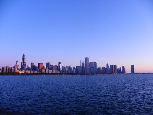 5.31.2009 Chicago Sunrise (15) 5.22 am