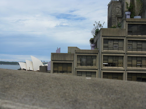 public housing with a view