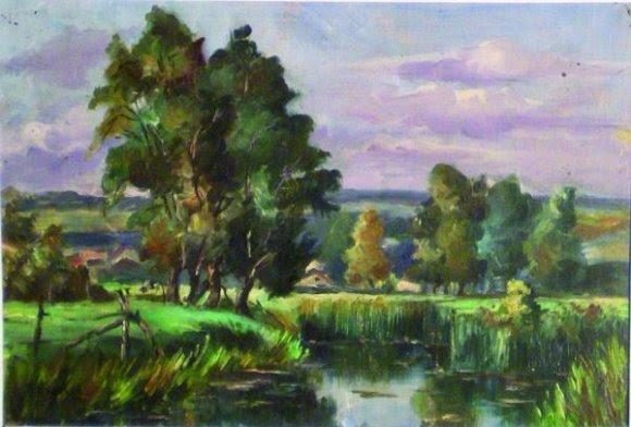 Paulette Lagosse, Paysage