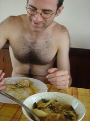 alex houseboat breakfast
