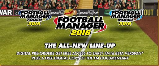 [Artupoke's Team Talk] : Apakah Dominasi Football Manager Akan Berlanjut ?