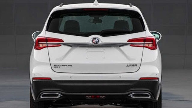 2021 buick envision redesign or refresh what to expect