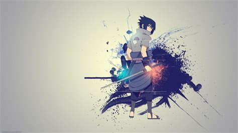 sasuke wallpapers hd  wallpaper cave