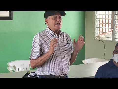 El PRM  y el IAD buscan soluición a titulación de parcelas y solares en Tamboril y Canca