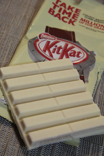 Things I Love: Kit Kat White Chocolate
