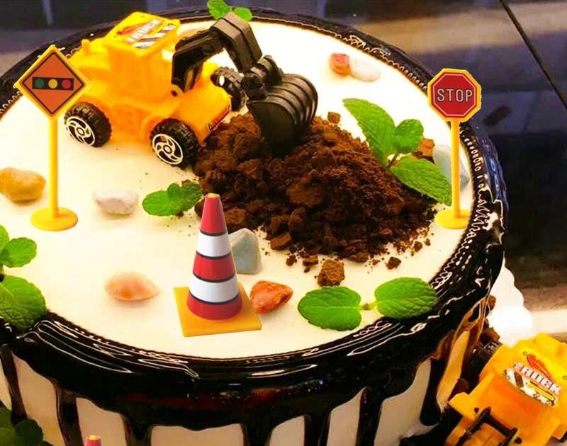 Gambar Kue Ulang Tahun Anak Laki Laki Terbaru Berbagai Kue