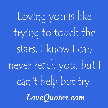 Im Bad In English But I Can Tell You That I Love You Life Quote