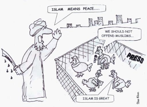 wallpaper islamic cartoon. from muslim cartoons,