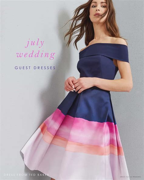 July Wedding Guest Attire Ideas: New Dresses to Wear This