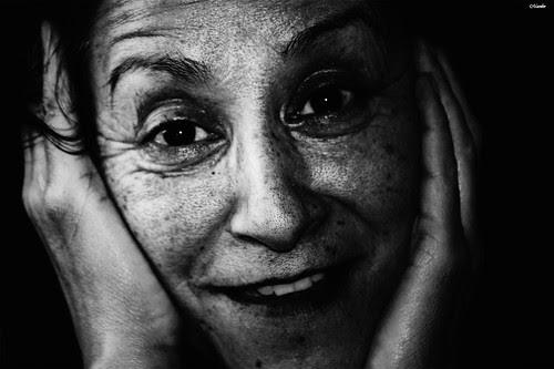 Retrato de mi madre... by Alejandro Bonilla