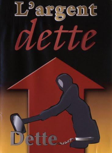 "Pochette du DVD ""L'argent dette"""