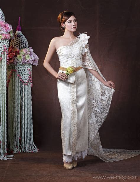 17 Best ideas about Thai Wedding Dress on Pinterest   Thai