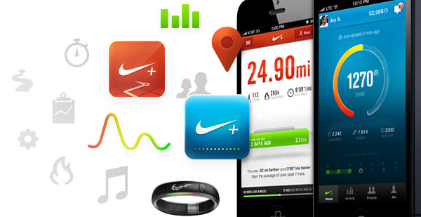 Nike+ for developers