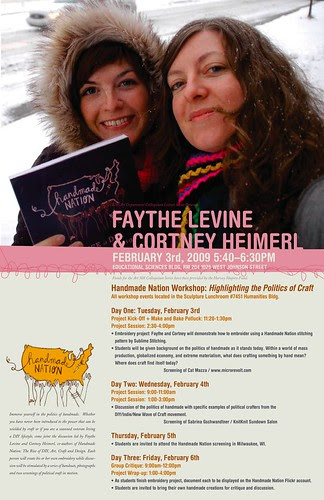 Faythe & Cortney at UW Madison!