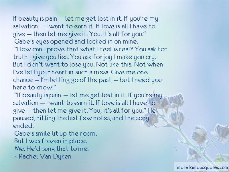 Annabessonova Prove U Love Me Quotes