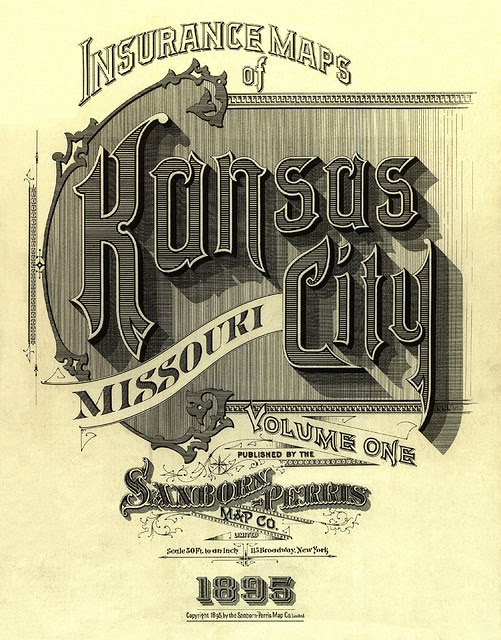 Kansas City, Missouri December 1895