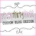 733 Blog Design