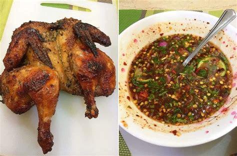 resepi ayam panggang serai air asam resepi bonda