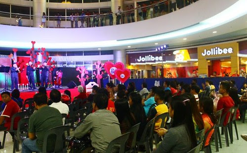 sm city naga the sound of love valentines day 3