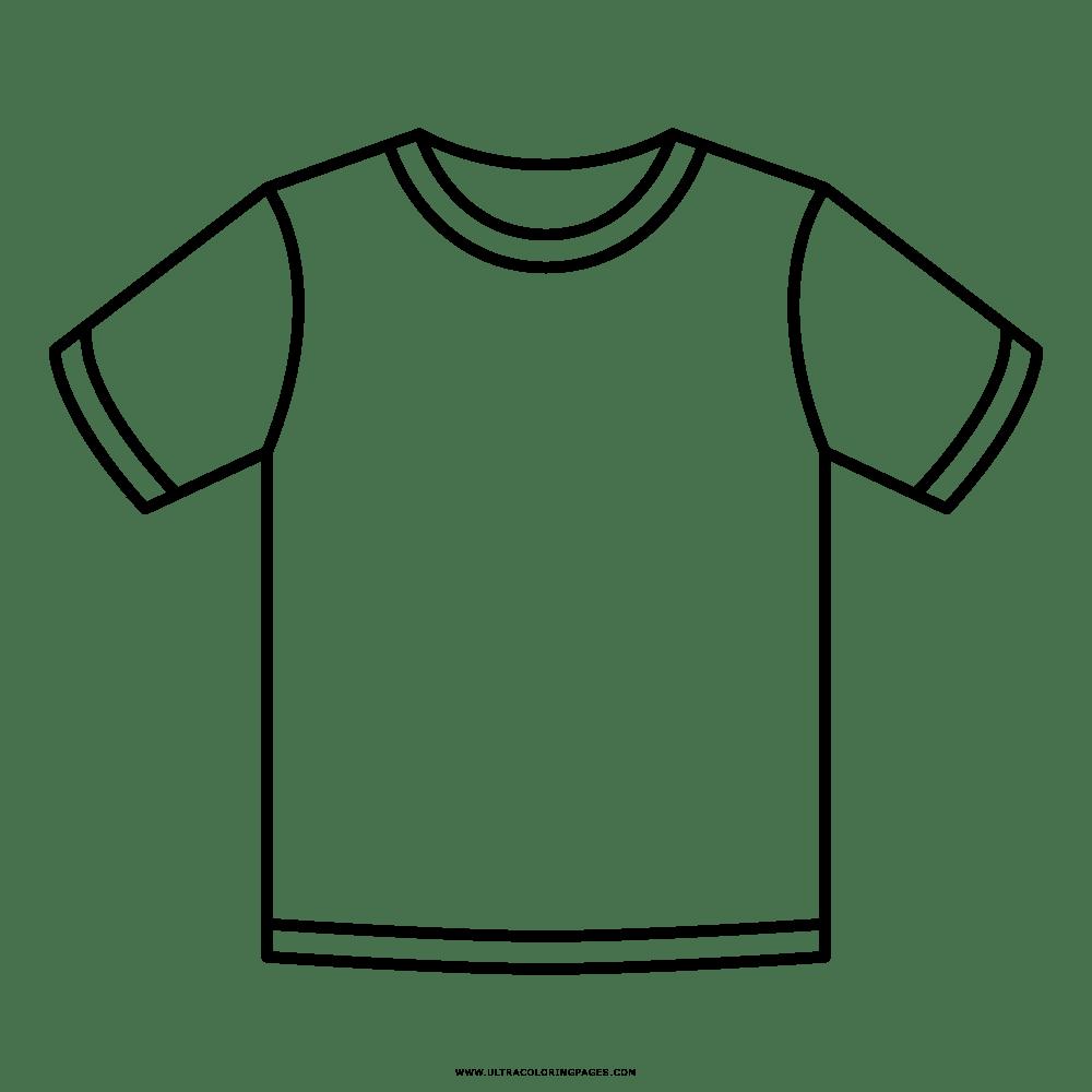 Recentedisegno Maglietta Colorare Più Da Disegni Flc1jtk3