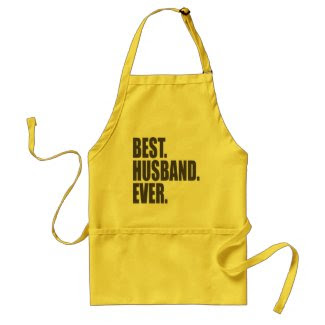 Best. Husband. Ever. Aprons