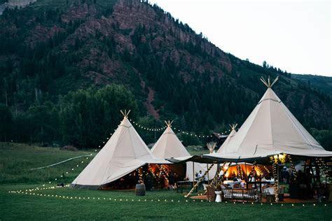 T Lazy 7 Ranch Aspen Wedding Venue