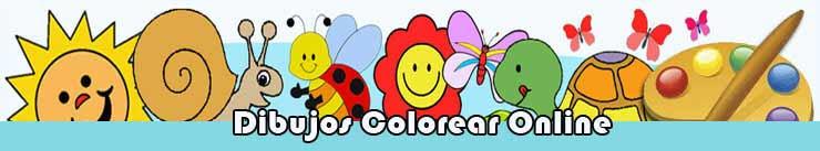 Colorear Online Dibujos Para Colorear Online