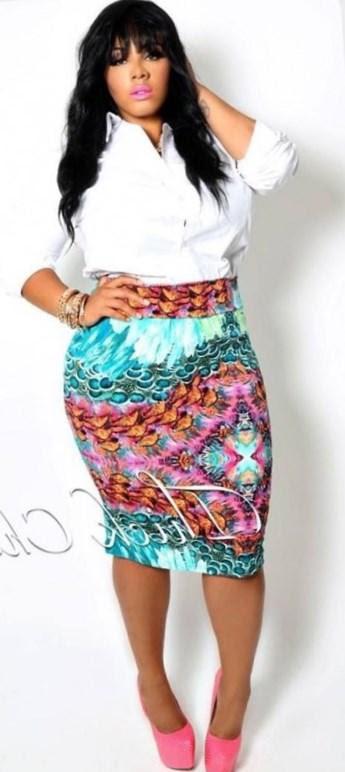plus size trendy dress fashionable and stylish ideas