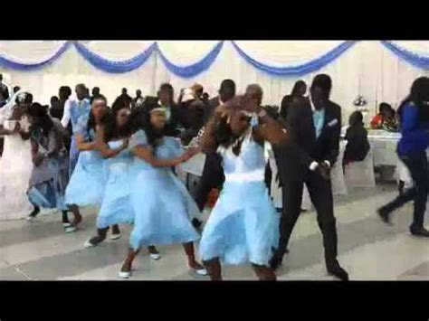 Best Of African Wedding dance   YouTube
