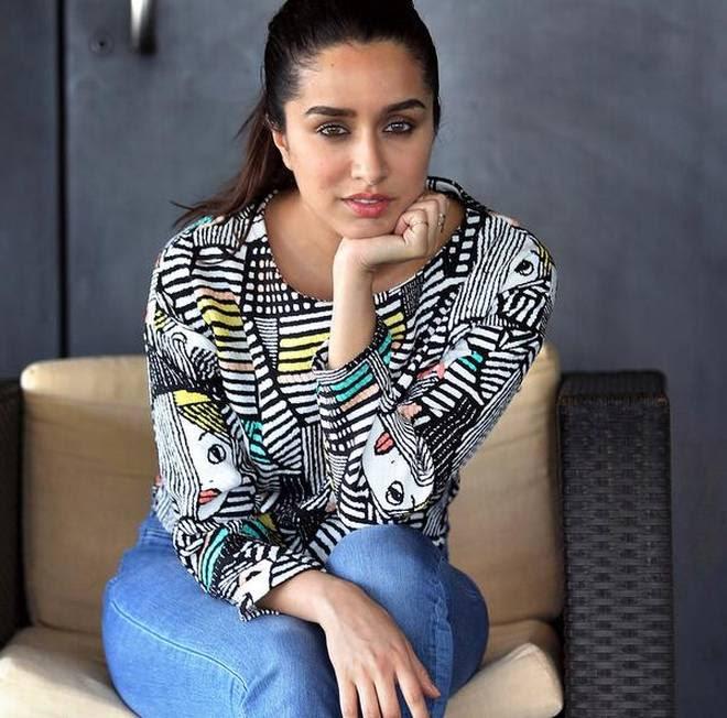 Shraddha Kapoor, Saina Nehwal