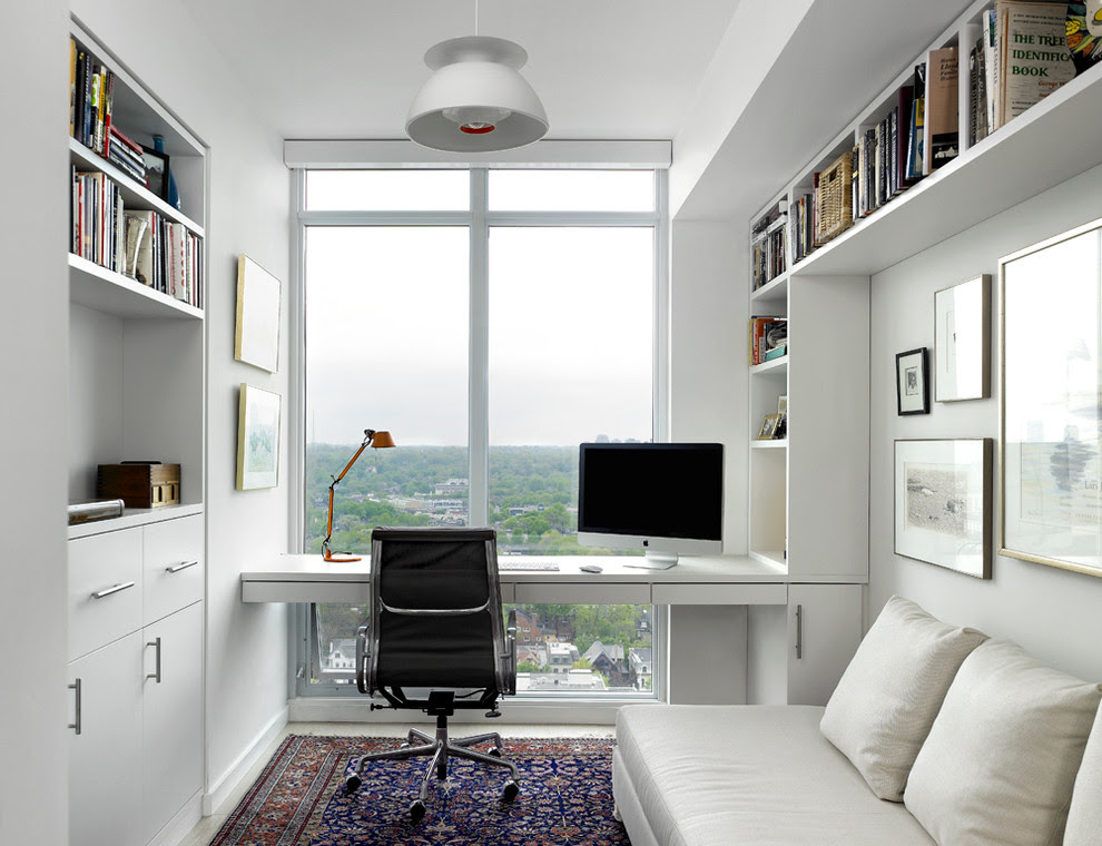 19+ Small Home Office Designs, Decorating Ideas  Design Trends