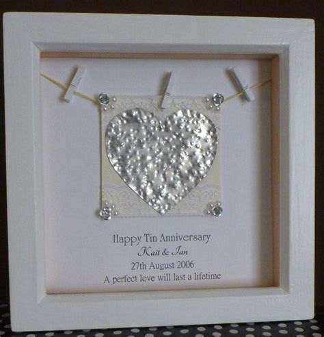 Best 25  Wedding anniversary presents ideas on Pinterest