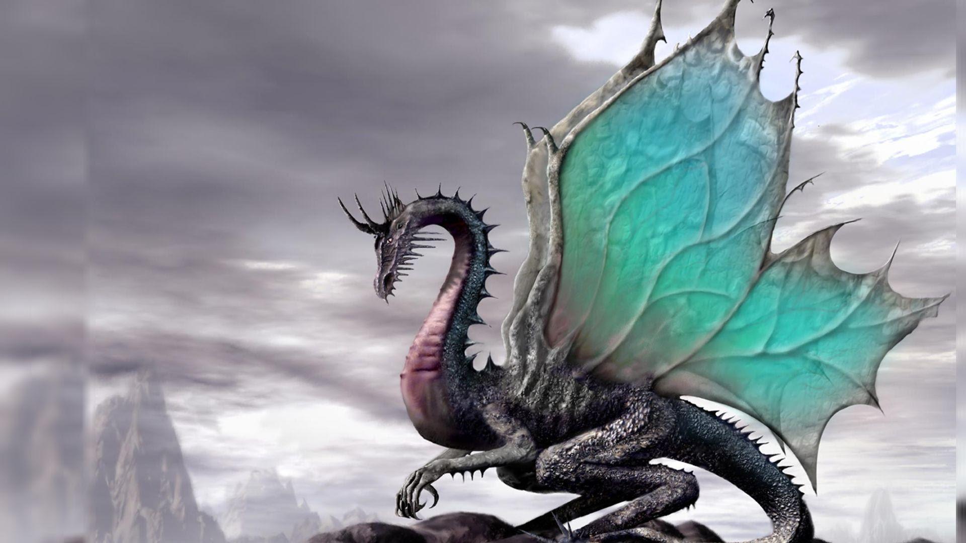 Dragon Wallpapers Desktop - Wallpaper Cave