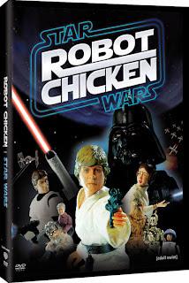 Robot Chicken - Star Wars Special DVD