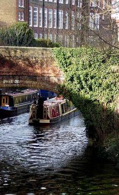Regent's Canal ~ Camden Town, London, England
