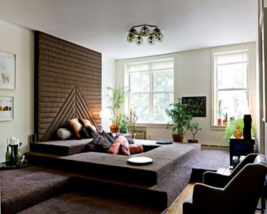 Modern neutral lounge   Interior Design Ideas.