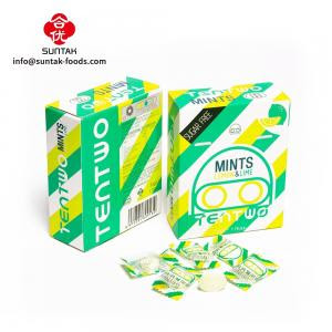 Sugar Free Grapes Flavoured Strong Mints Candy In Paper Box Pack For Sale Sugar Free Mint Candy Manufacturer From China 110089625