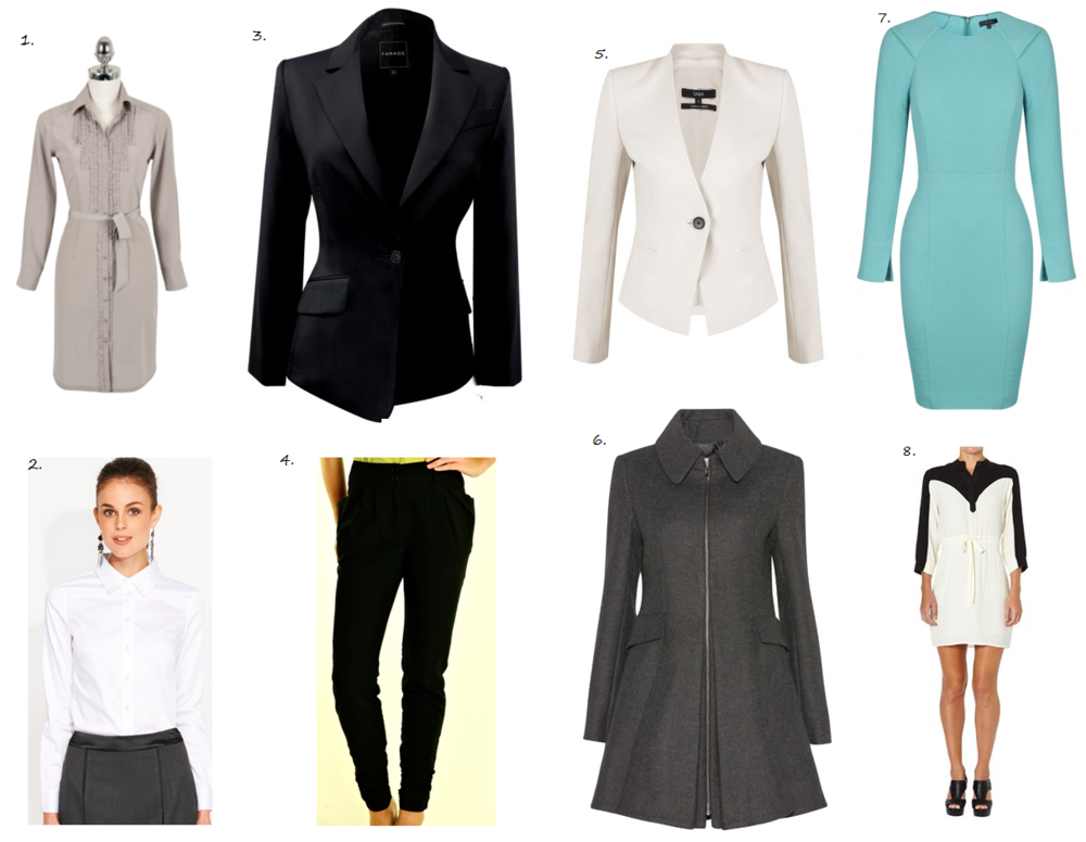 Online Ping For Office Wear