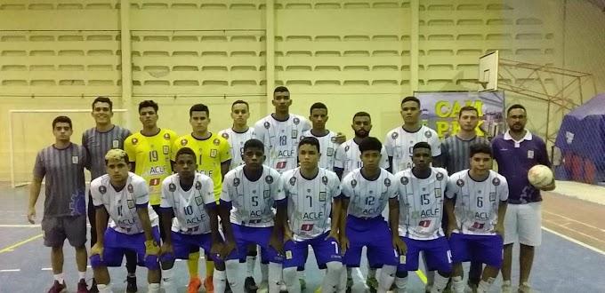 ABC/Paulista sai na frente do Sport na semifinal e fica a um empate da final do PE Sub-17
