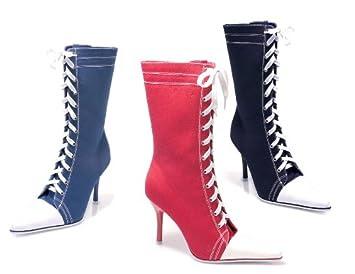 Sneaker Boots Heels