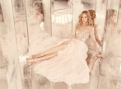 Bridal Gowns, Wedding Dresses by Hayley Paige   Style HP6553