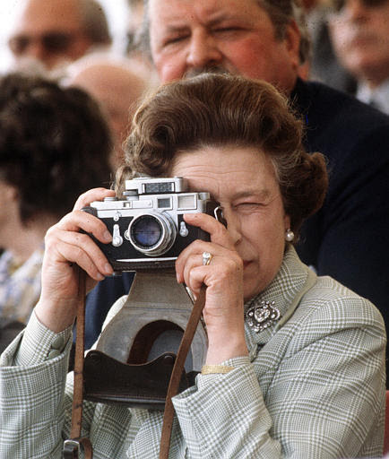 queen Des gens célèbres avec des appareils photos  photo liens divers bonus