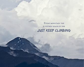 Quotes About Mountain Climbing 97 Quotes