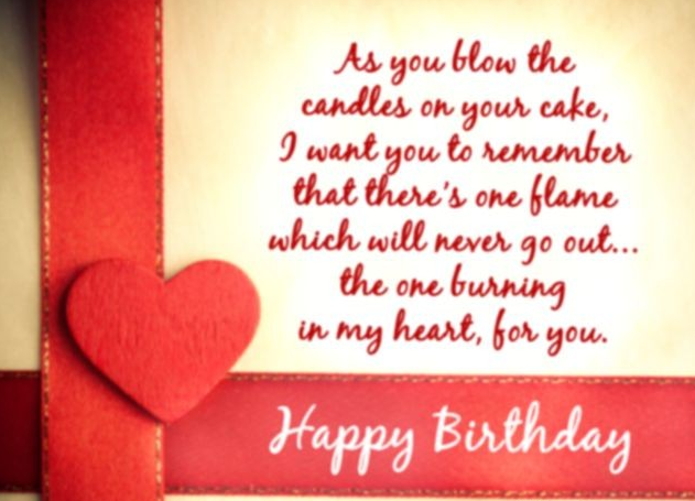 Top 20 Birthday Quotes for Girlfriend - Quotes Yard