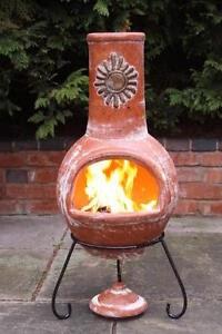 Top 10 Chiminea Clay Outdoor Fireplace Firebox Wallpaper