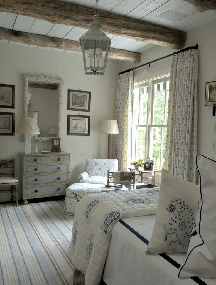 Decoraciones con vigas de madera en el techo decora y - Vigas de decoracion ...